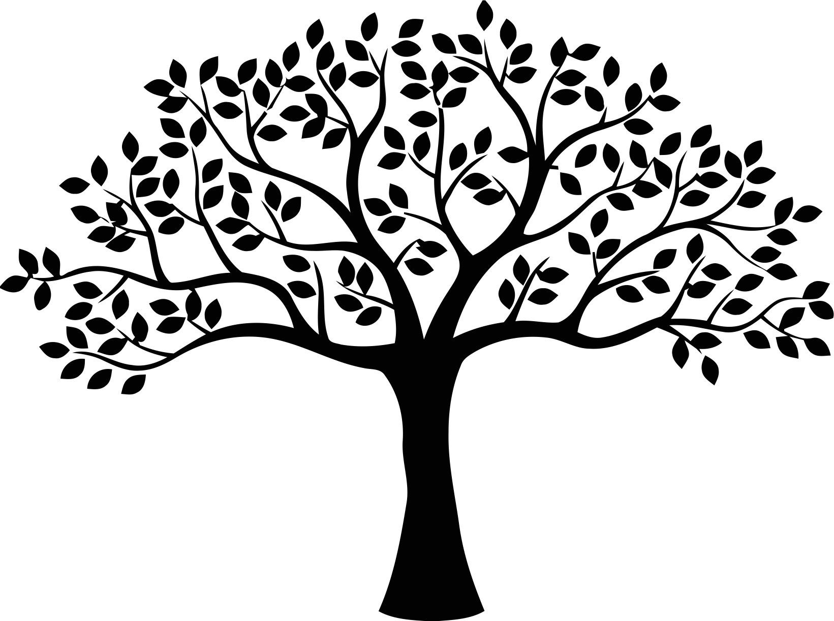Decor Tree Free Vector cdr Download.
