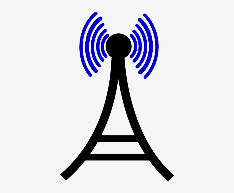 clipart cell towers #5