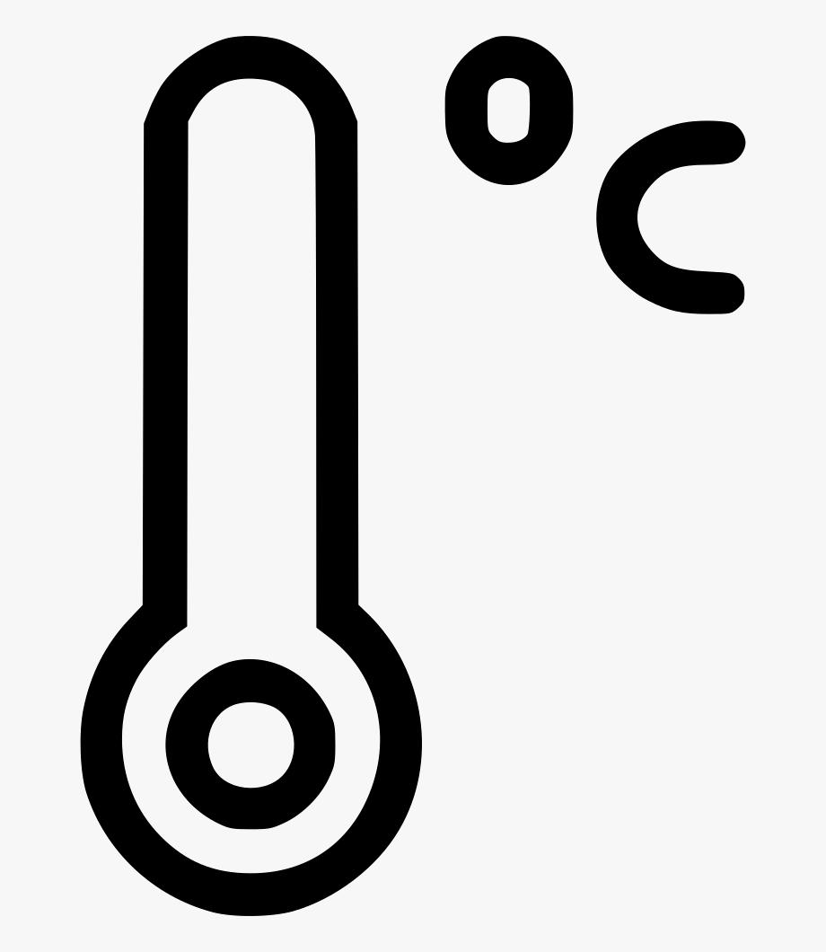 Thermometer Temperature Reading Degree Celsius Centigrade.