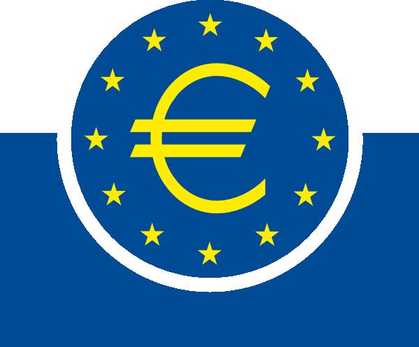 Logo European Central Bank Clip Art at Clker.com.