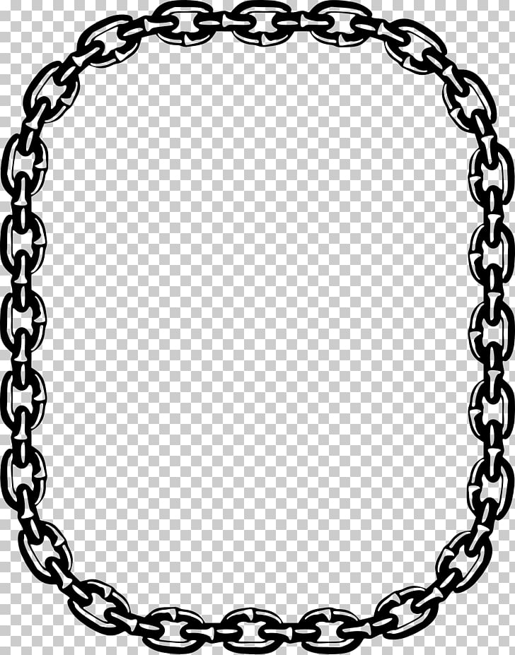 Earring Chain Frames Necklace , chains PNG clipart.