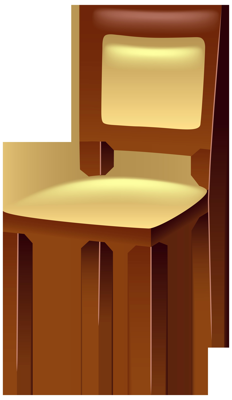 Chair Transparent PNG Clip Art Image.