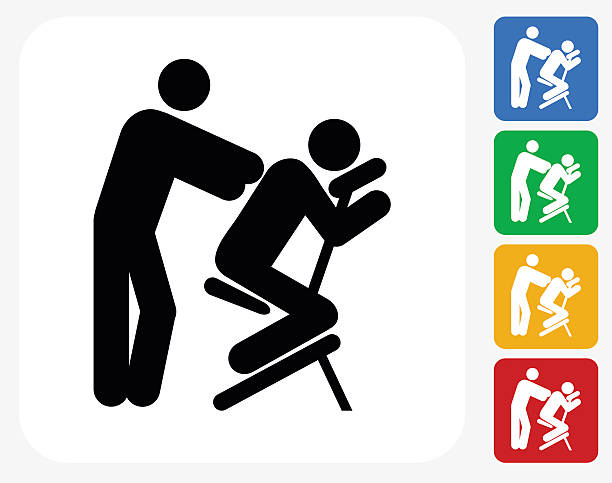 1214 Massage free clipart.