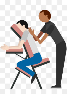 Chair Massage PNG and Chair Massage Transparent Clipart Free.
