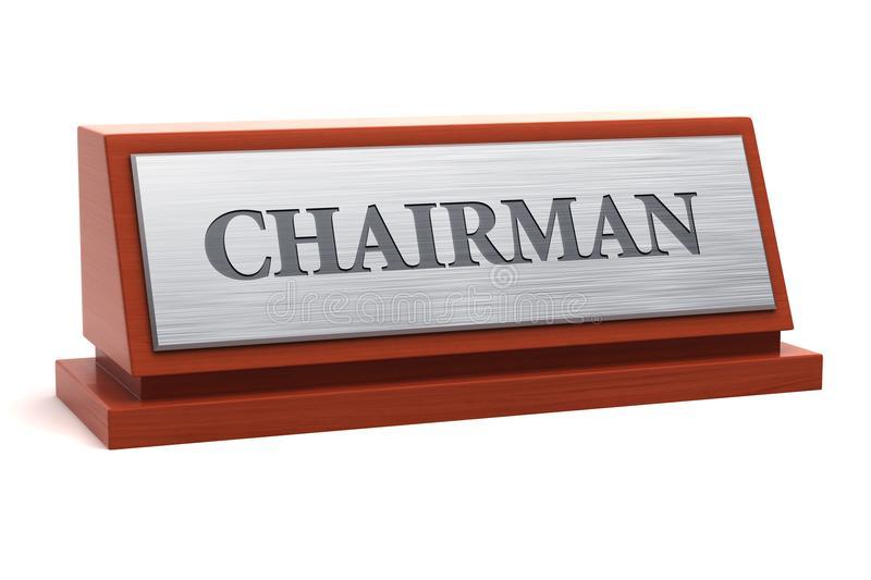 Chairman Stock Illustrations.