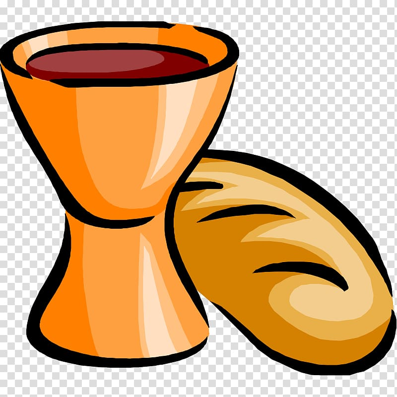 Wine Bread Eucharist , Chalice transparent background PNG clipart.