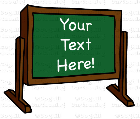 Chalkboard Clipart Images.