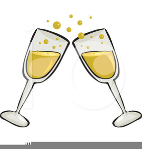 Clipart Champagne.