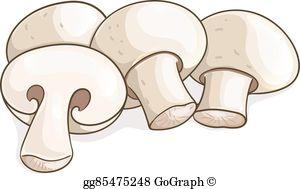 Champignon Clip Art.