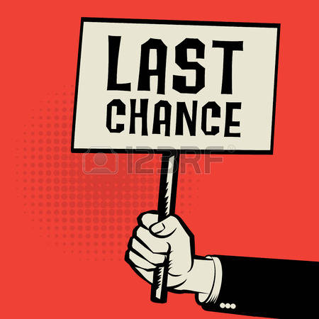 Last chance clipart 6 » Clipart Station.