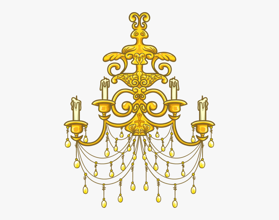 Chandelier Transparent Clipart , Transparent Cartoon, Free.