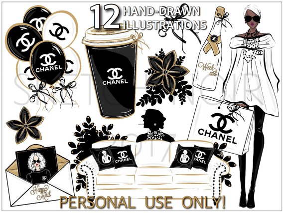 Chanel clipart 6 » Clipart Station.