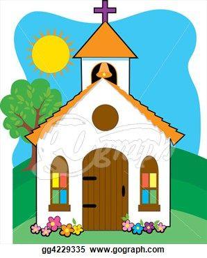 Church clipart chapel #8.
