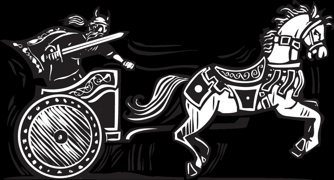 Viking Chariot.