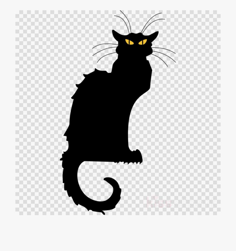 Black Cat Clipart Png.