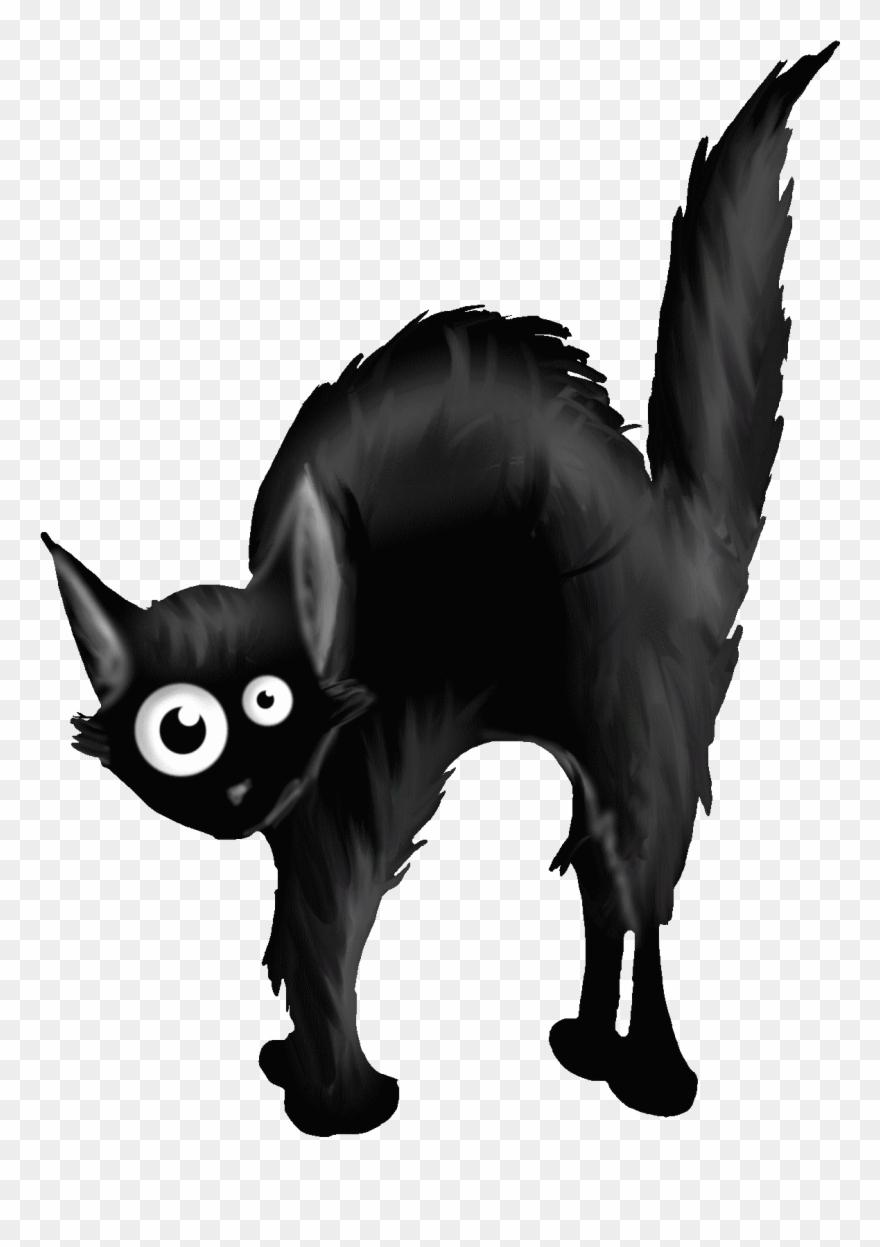 11110 Animal , Chat Noir Alloween.