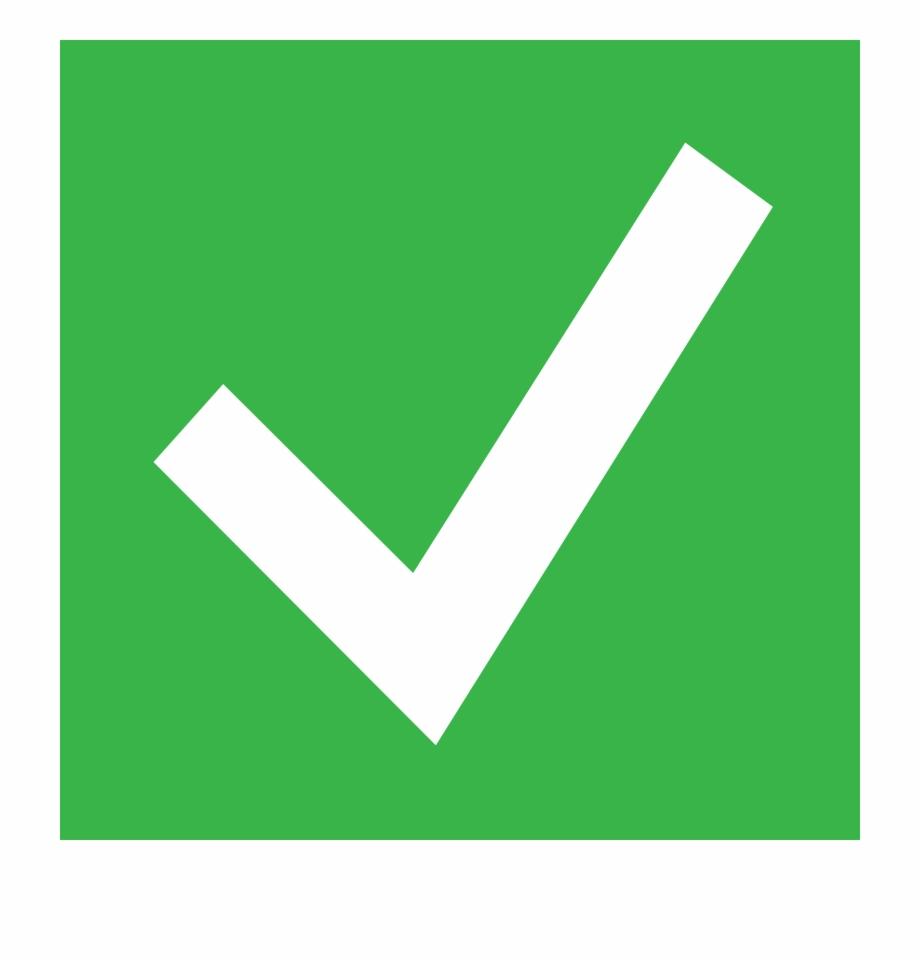 Check Mark Checkmark At Vector Transparent Image Clipart.