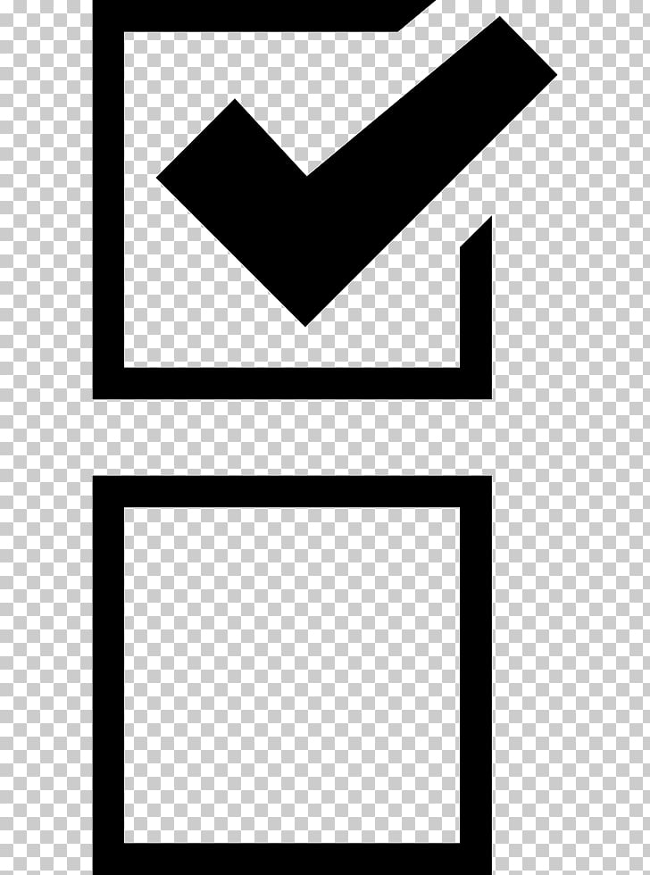 Checkbox Computer Icons Check mark , Check box PNG clipart.