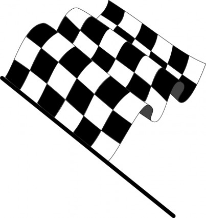 Checkered Flag Clipart & Checkered Flag Clip Art Images.