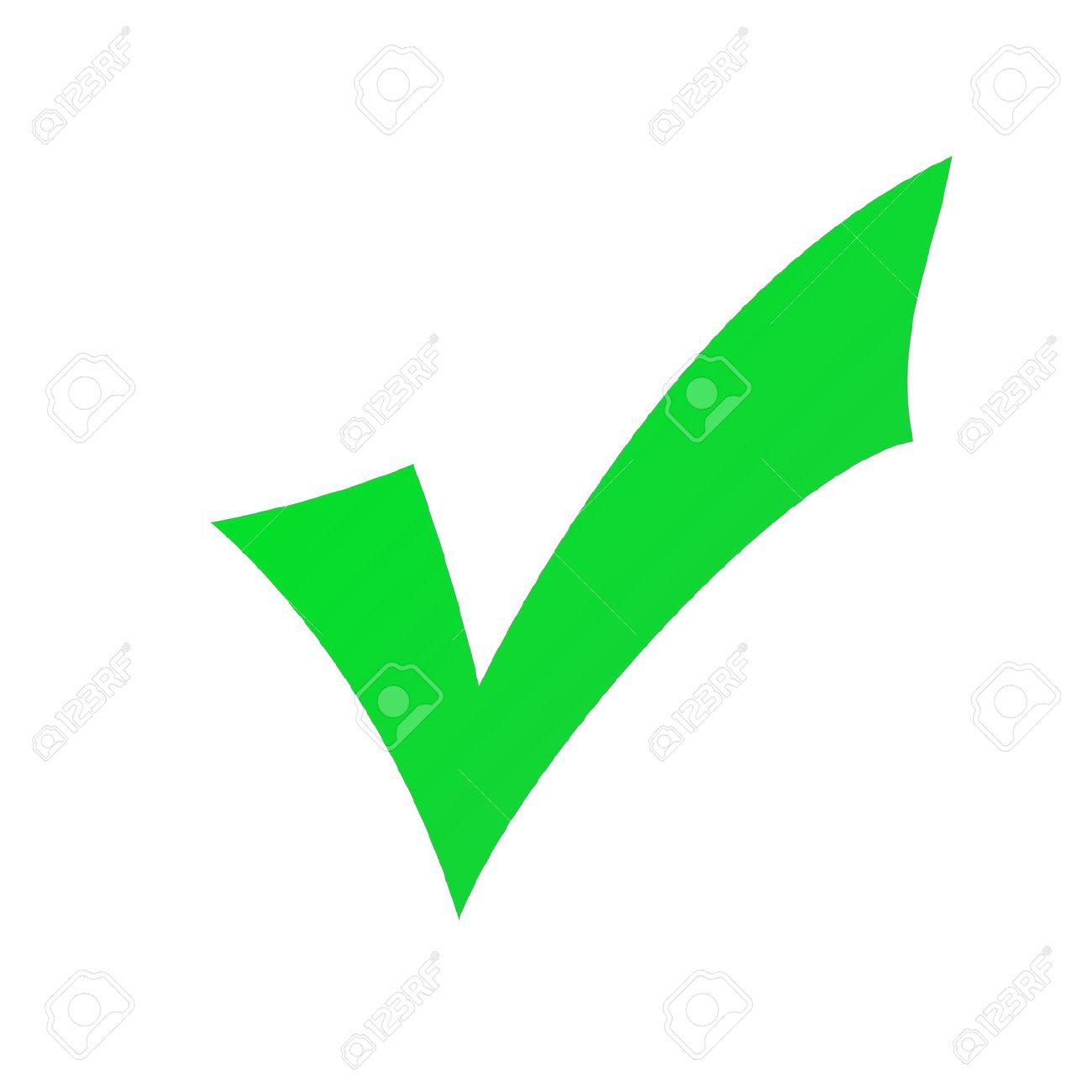 Green Check Mark Image.