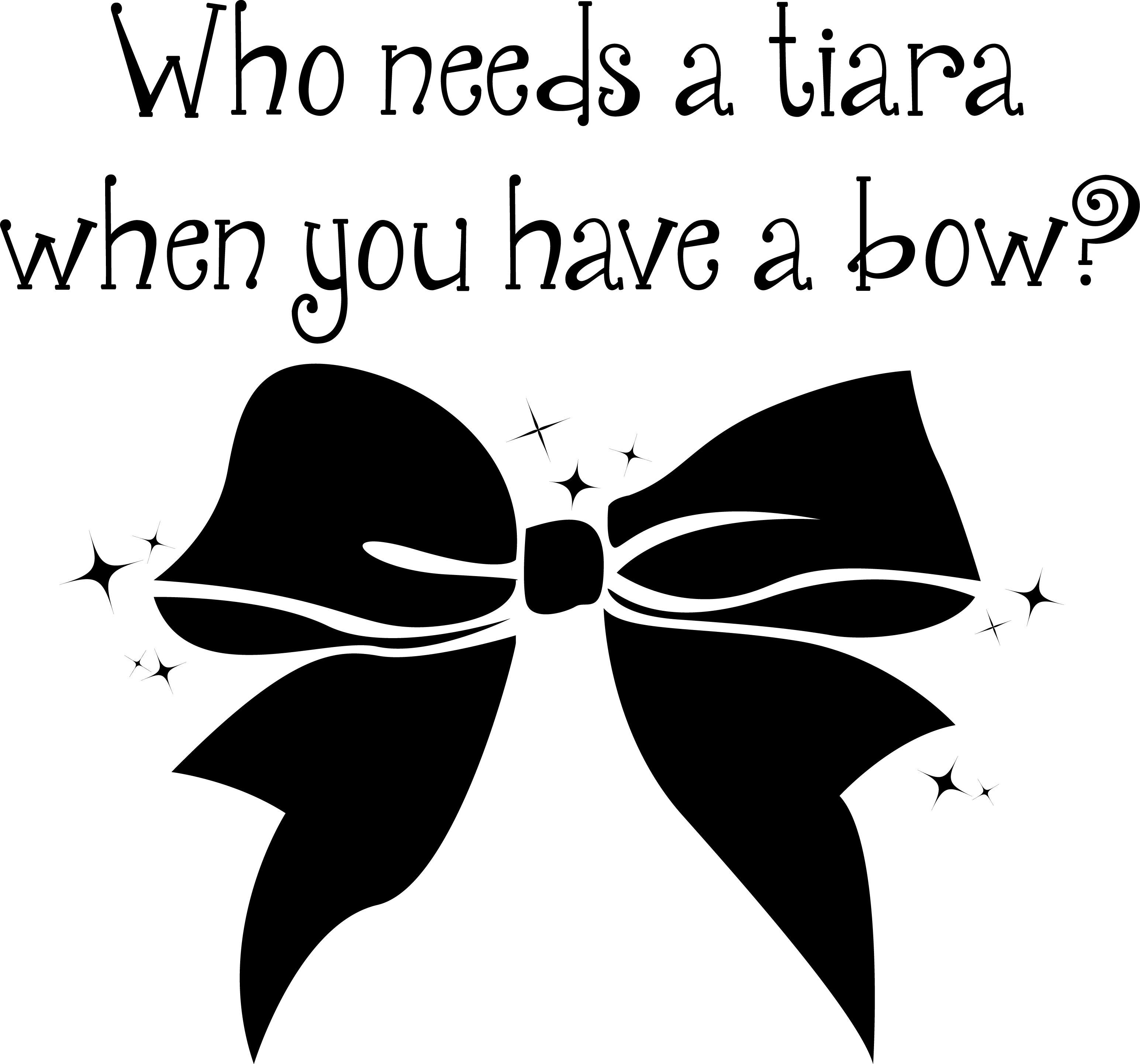 Pix For > Clip Art Cheer Bows.