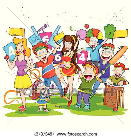Cheering People Clipart & Free Clip Art Images #24653.