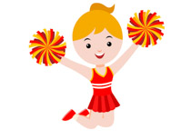 Search Results for cheerleading.