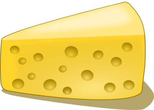 Cheese clip art free clipart images 3.