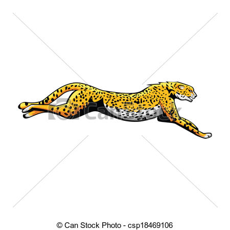 Cheetah Vector Clipart Illustrations. 2,264 Cheetah clip art.