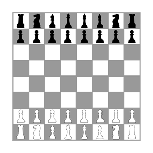 Chess Board And Pieces clipart, cliparts of Chess Board And Pieces.