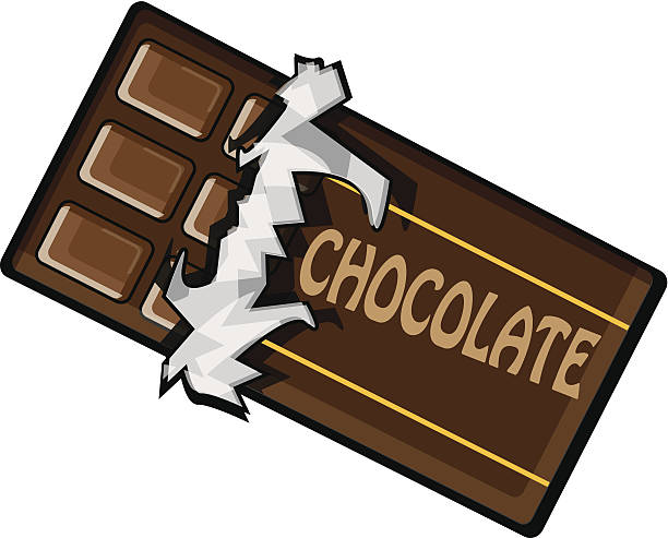 Chocolate bar clipart » Clipart Station.