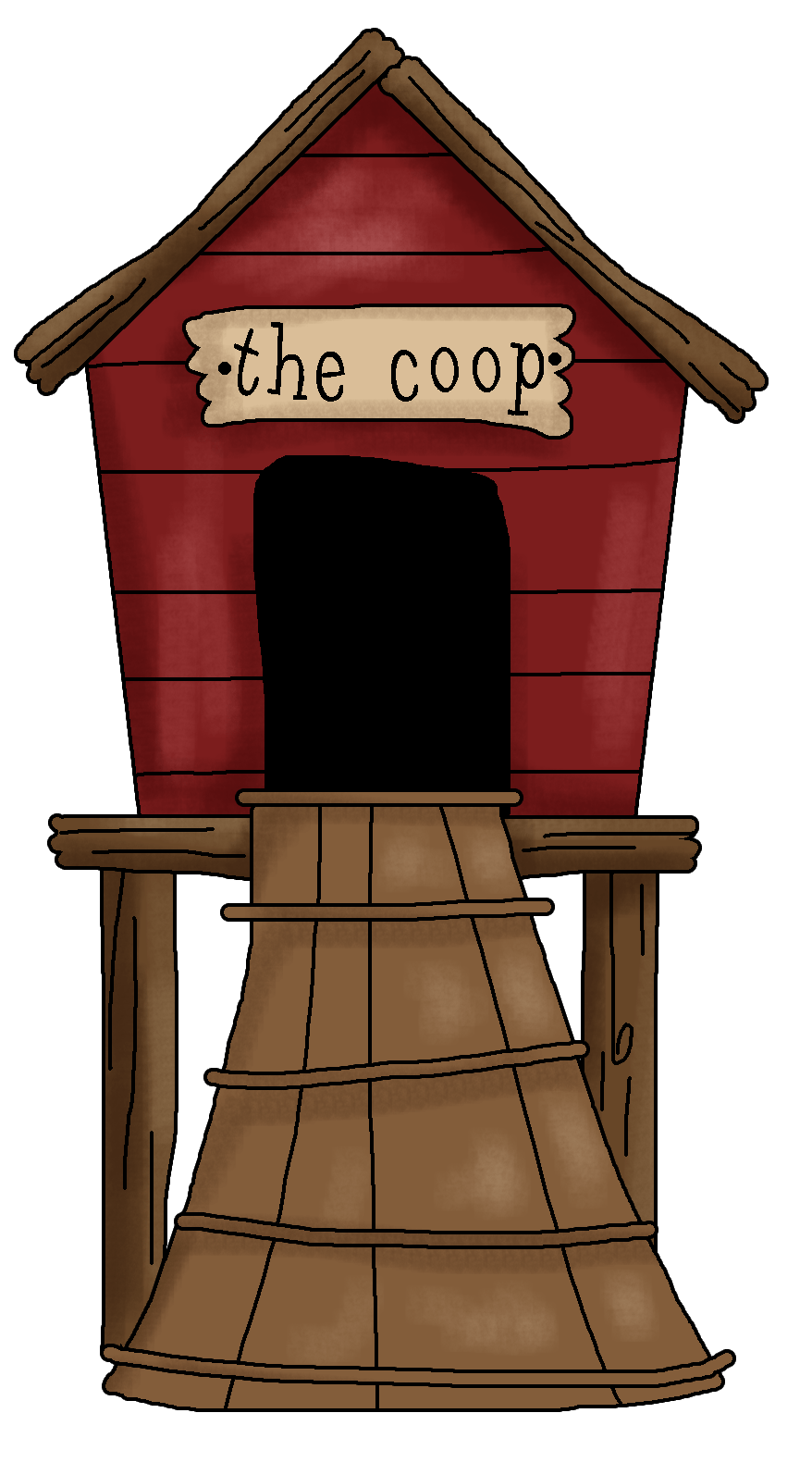 Free Chicken House Cliparts, Download Free Clip Art, Free.