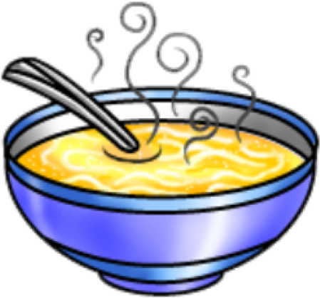 Chicken Soup Clipart Veg Soup.
