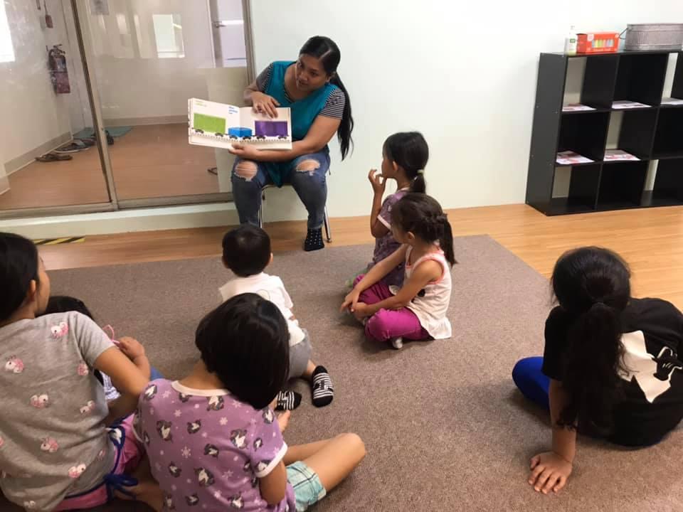 Tiny Blessings Christian Childcare & Educational Center.