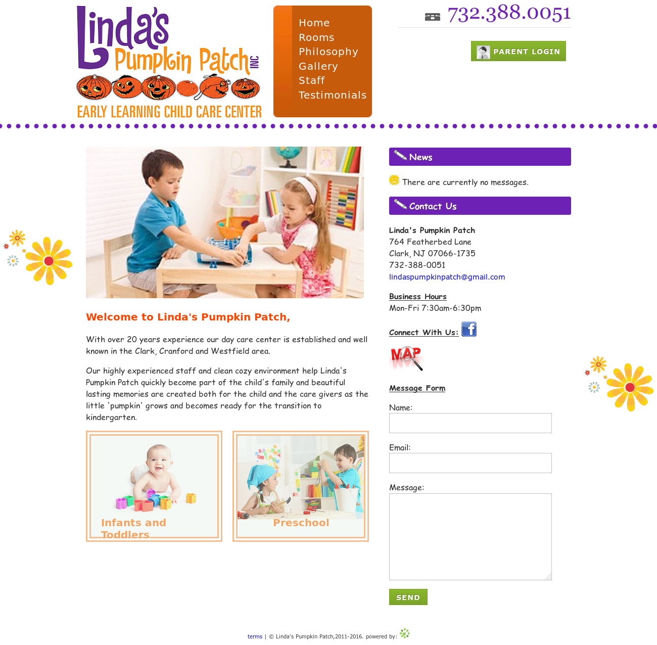 Linda\'s Pumpkin Patch.