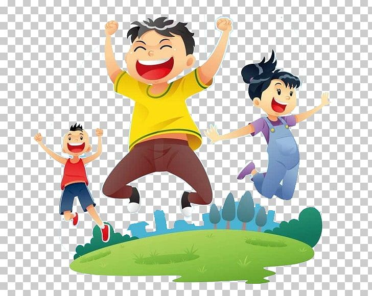 Child Jumping PNG, Clipart, Art, Boy, Cartoon, Child.