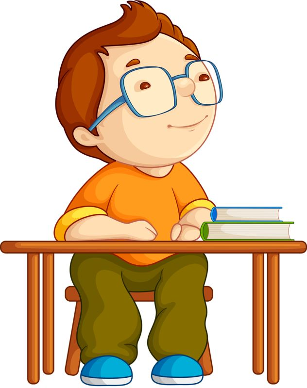 Child studying clipart 1 » Clipart Station.