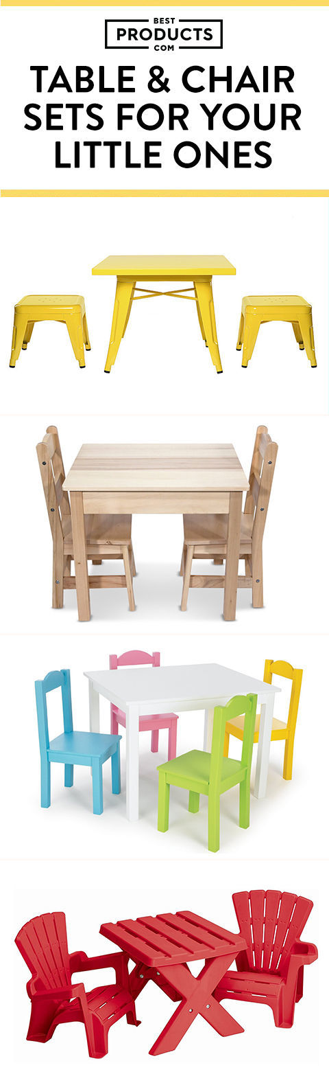 17 Best Kids Tables and Chairs in 2017.