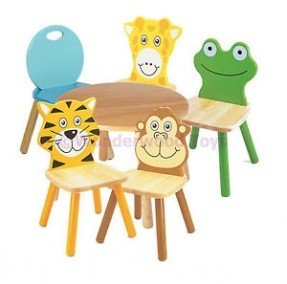 Childrens Table And Chair Sets Wooden.