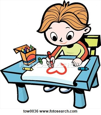 Children Drawing Clipart.