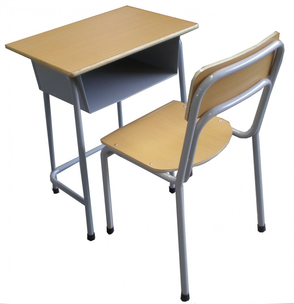 School Desk And Chair Clipart.
