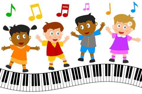 Williamsburg United Methodist Children's Music Program.