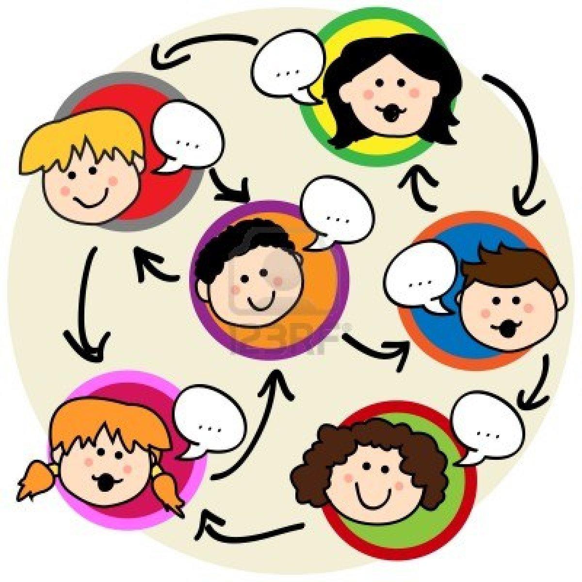 Kids Talking Clipart & Kids Talking Clip Art Images.