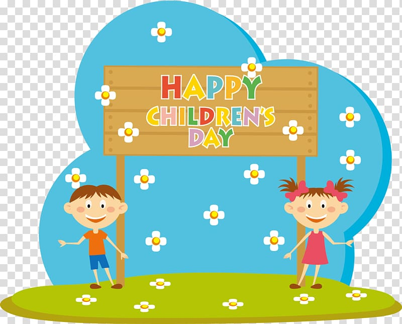 Cartoon Childrens Day , Children transparent background PNG clipart.