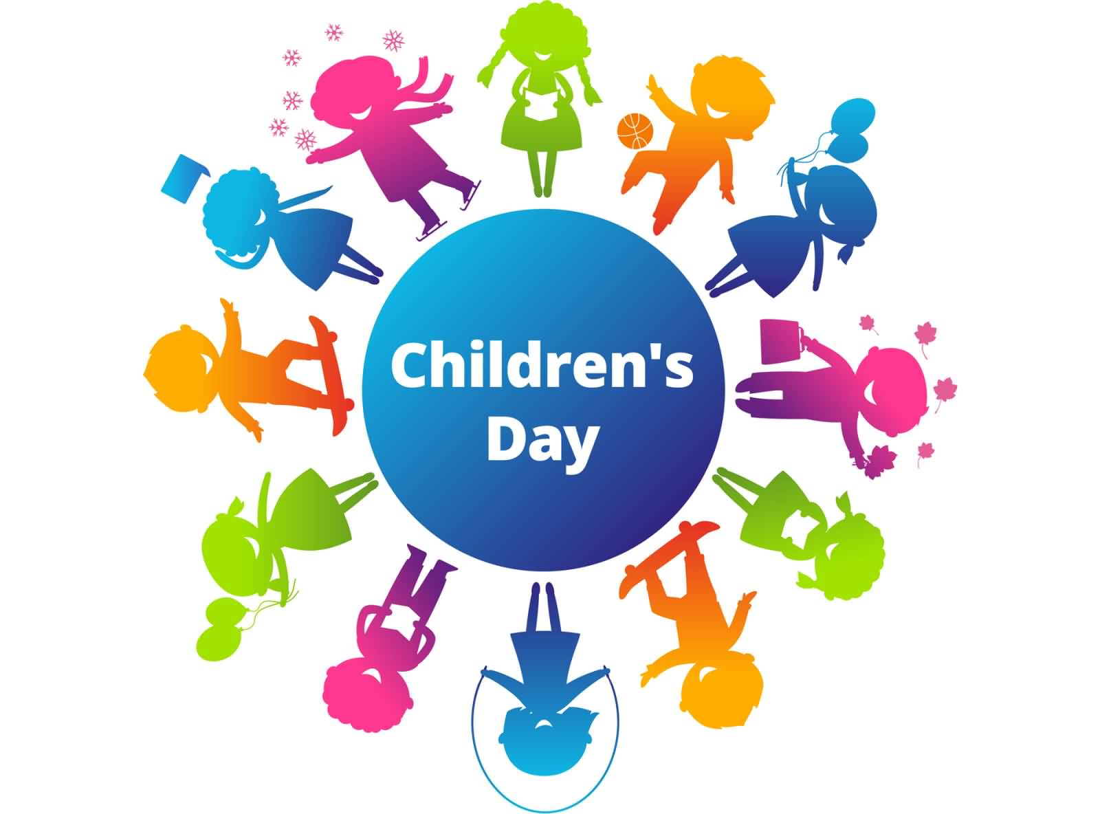 55 Very Beautiful Children's Day Wish Images And Pictures.