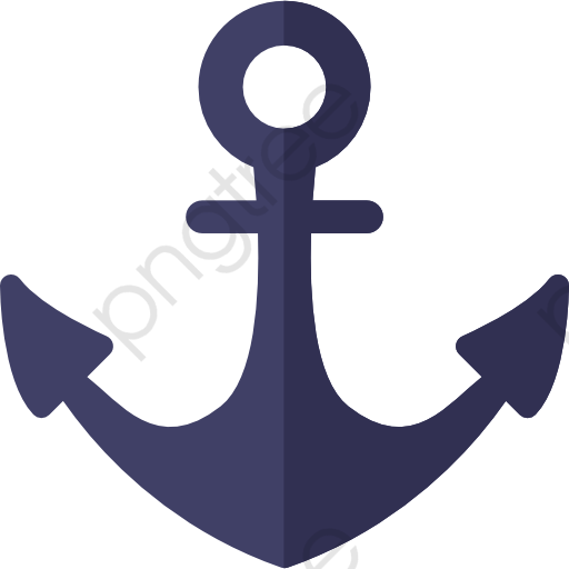 Anchor logo png Transparent pictures on F.