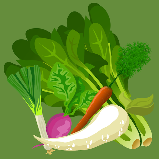 Bunching Vegetables.