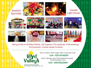 Bird Valley Seafood Restaurant In Chinchwad.
