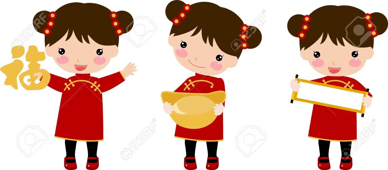 cute chinese girls.