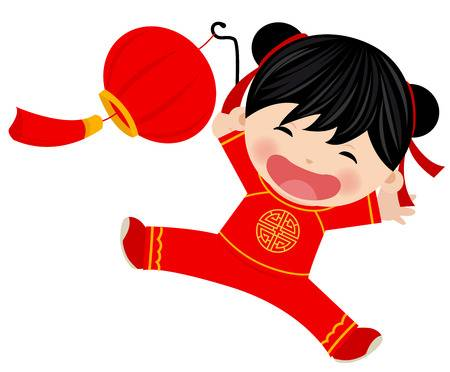 9,804 Chinese Girl Stock Vector Illustration And Royalty Free.